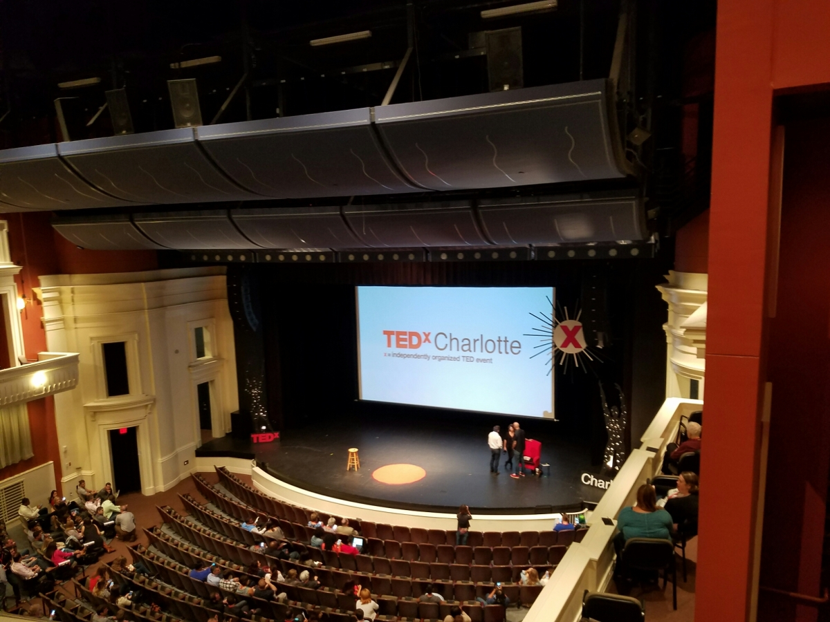 My TEDx Day: Trauma, Resilience, ACEs, and Life